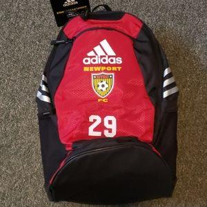 Newport Soccer Backpack